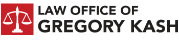 Law Office of Gregory Kash Header Logo