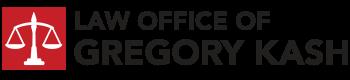 Law Office of Gregory Kash Header Logo